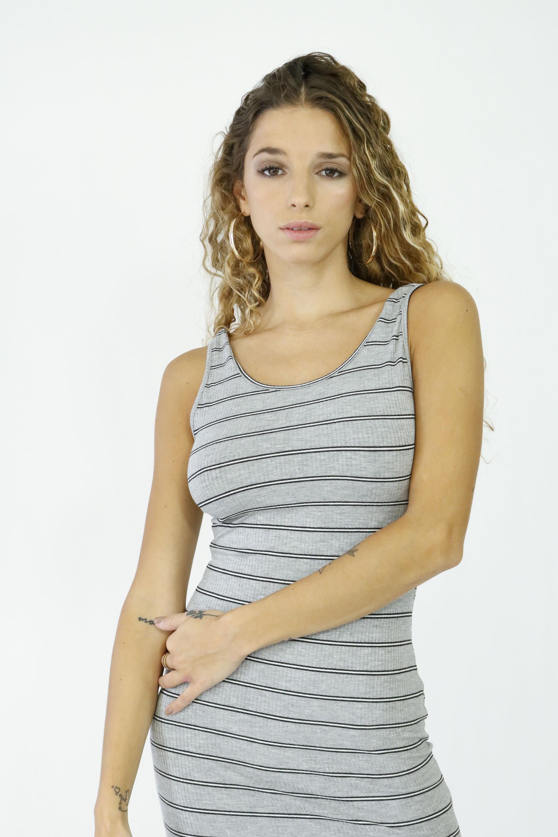 vestido basico morley rayado_1